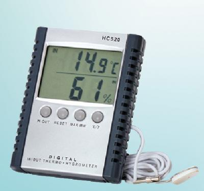 Electric Greenhouse Thermometer